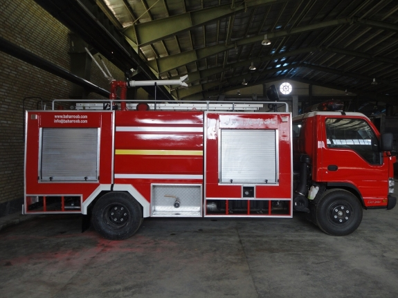 Fire Fighting Machine